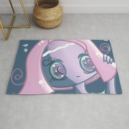 Lost in my thoughts Rug