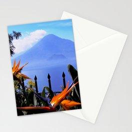 Lago Atitlan, Guatemala Stationery Cards