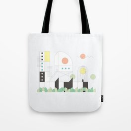 Forma 4 by Taylor Hale Tote Bag