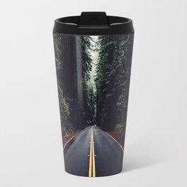 The woods have eyes Travel Mug
