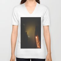 atlas V-neck T-shirts featuring Atlas Life by Tanner Albert