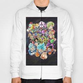 Dragon Ball Super Hoody