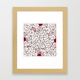 Viscera IV Framed Art Print