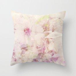 Florals 1 Throw Pillow