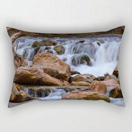 Virgin_River Falls 0848 - Zion Court Rectangular Pillow