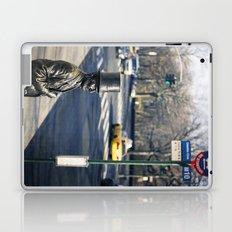 Abe's Bus Stop Laptop & iPad Skin