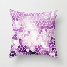 Pattern 8 - Grape kisses Throw Pillow