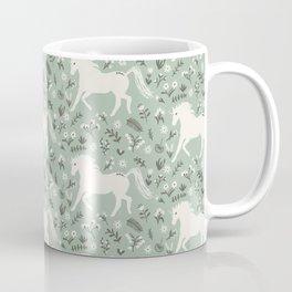 Unicorn Gardens Coffee Mug