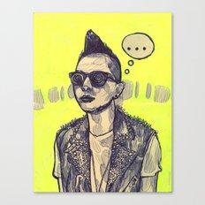 Taeyang Canvas Print