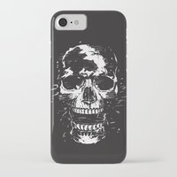 scream iPhone & iPod Cases featuring Scream by Balazs Solti