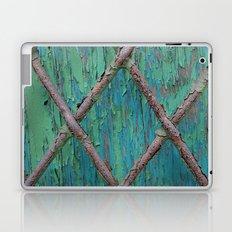 Rusty Fence Laptop & iPad Skin