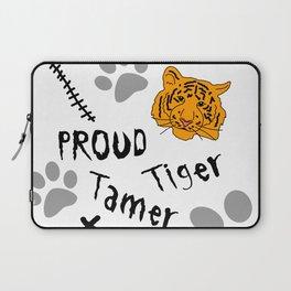 Proud Tiger Tamer Laptop Sleeve
