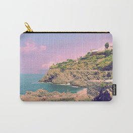 Italian Riviera Dreaming Carry-All Pouch