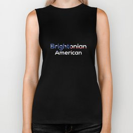 Brightonian American Biker Tank
