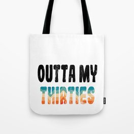 Cool Vintage Retro Birthday Gift For Your Wife And Husband For Their 40th Birthday Happy Natal Day Tote Bag