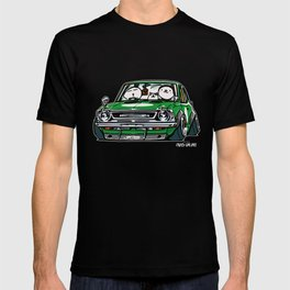 Crazy Car Art 0142 T-shirt