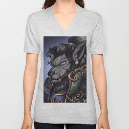 The Fabulous Werewolf Unisex V-Neck