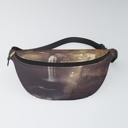 Desert Waterfall Fanny Pack