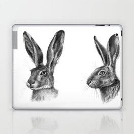Hare profile G138 Laptop & iPad Skin