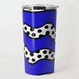 The Pop Art Snakes Travel Mug