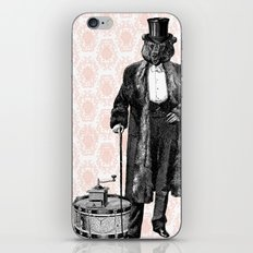 Satisfaction Simply iPhone & iPod Skin