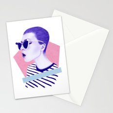Figures Stationery Cards