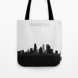 City Skylines: Minneapolis Tote Bag