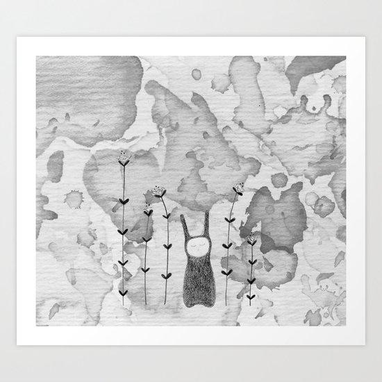 orejas Art Print