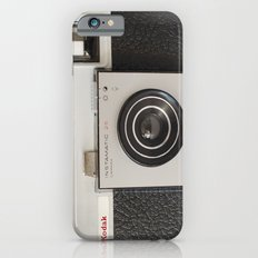 vintage camara Slim Case iPhone 6s