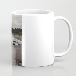 Seascape with stones Coffee Mug