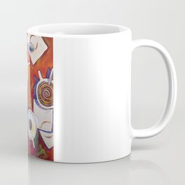 The Get Together ... Kitchen Coffee Cup Art Coffee Mug