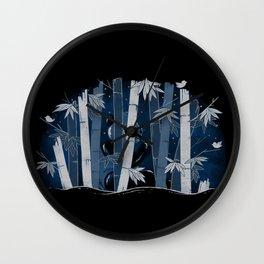 Midnight Snack Wall Clock