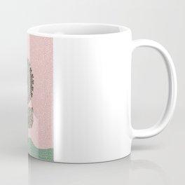 Fabby Flowers-Vintage colors Coffee Mug