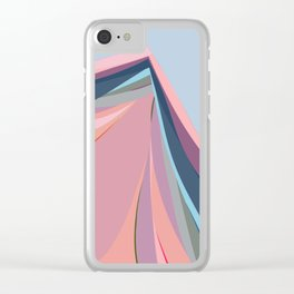 Mountain I Clear iPhone Case