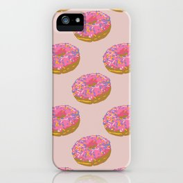 Donuts_2 iPhone Case