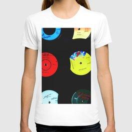 Vinyl Records Version 2 T-shirt