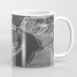 Windy Day at Horseshoe Bend Coffee Mug