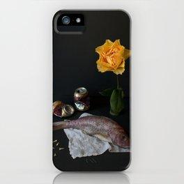 Languid iPhone Case