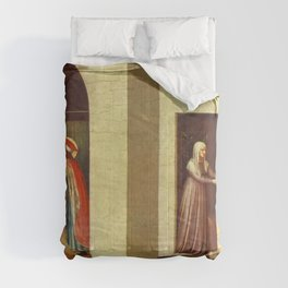Fra Angelico - The Healing of Palladia by Saint Cosmas and Saint Damian Comforters