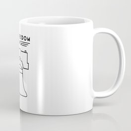 Let Freedom Ring Coffee Mug
