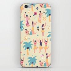 Hawaiian Dancers iPhone & iPod Skin