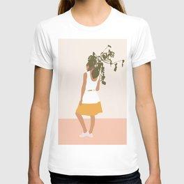 Vase Plant 3 T-shirt