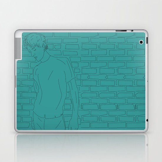 The Chap Laptop & iPad Skin