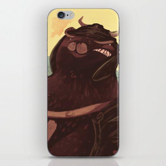 Ye Olde Smokey iPhone & iPod Skin