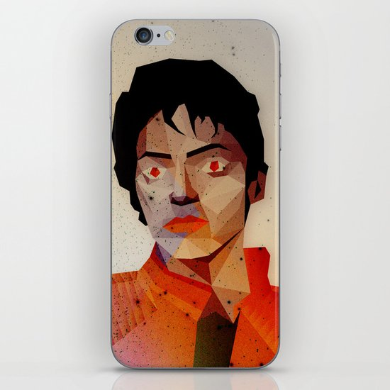 Thriller iPhone & iPod Skin