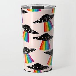 Cute UFO Travel Mug