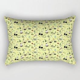 YELLOW PIRATES! Rectangular Pillow