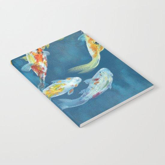 Karpi Koi Notebook