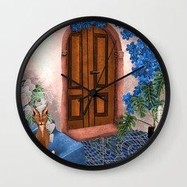 Quarantine Dreams Wall Clock