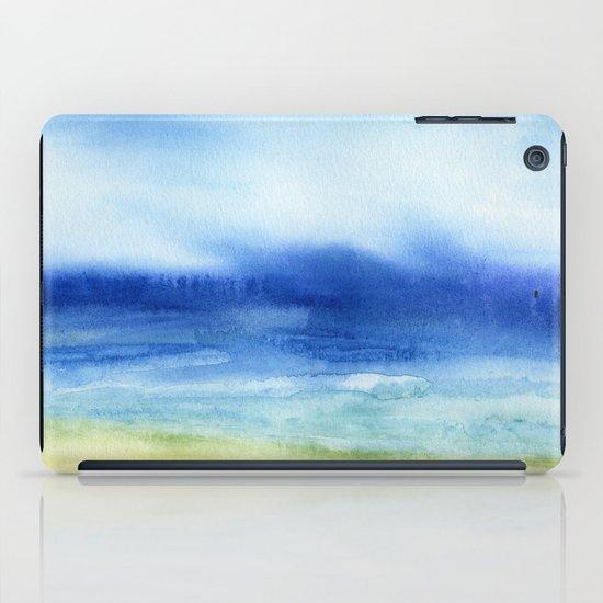 The Sea Is My Church iPad Case